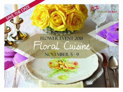 Flower Event 2018