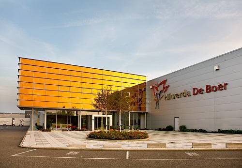 Hilverda De Boer Building